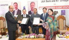 J&K Bank inks MoU with NIT Srinagar, inaugurates refurbished Business Unit, 2 ATMs