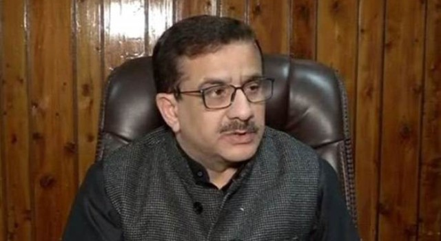 Will commit suicide if Modi does not come back to power: Wasim Rizvi