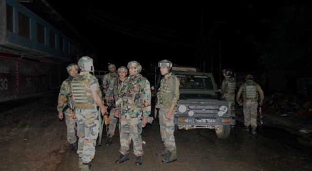 South Kashmir: Encounter breaks out in Shopian