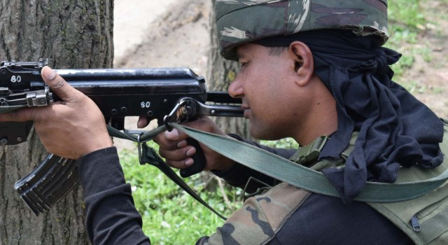 Zainapora gunfight:- one more militant killed, toll reaches 03