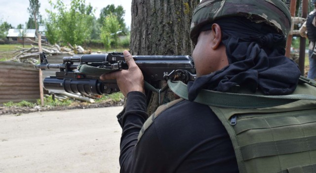 Two Militants Killed in Shopian Encounter
