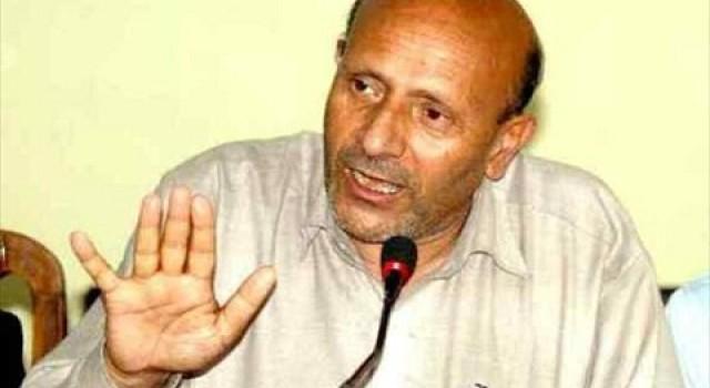 Er. Rasheed visits Flood hit areas of North Kashmir