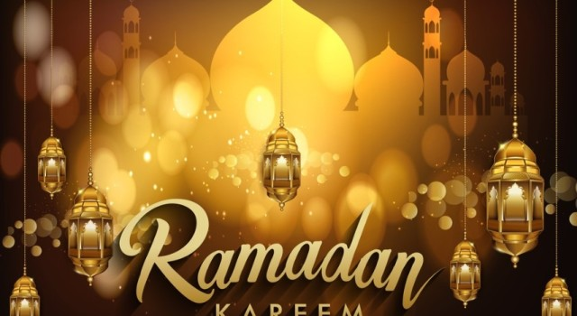 Welcome, O! Month of Ramadan! Welcome, O! Month of Seeking God!