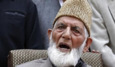 Geelani Chairs Hurriyat (G) Majlis E Shoora, Blames Mainstream Politicians For Present Kashmir Situation