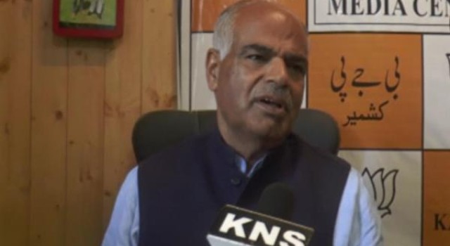 Assembly polls can be held in state once nomads return from grazing cattle: BJP