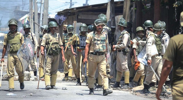 MHA Orders Deployment of 49 More CRPF battalion In J&K In Wake of Panchayat Election