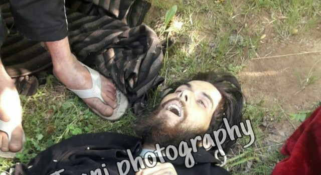 Body of ISJK militant found in mysterious circumstances in Sirhama Anantnag orchards