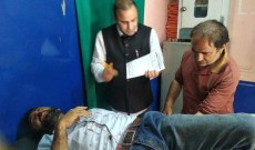 Sand smugglers attack two forest employees in Bandipora