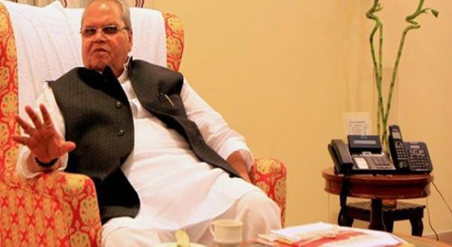In A Fit Of Anger': Governor Clarifies His 'Advice' To Militants