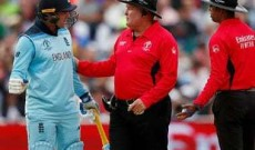 England's Jason Roy Fined For Showing Dissent