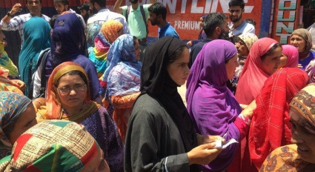 Death Of Woman Due To Alleged Doctors Negligence Triggers Off Protest In MCH Anantnag
