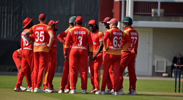 BREAKING: Zimbabwe Cricket have been suspended from membership of the ICC