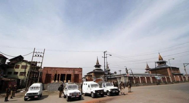 No Friday Prayers At Jamia Masjid For 10th Consecutive Week