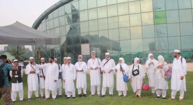 Fresh batch of 608 Hajj pilgrims leaves for Saudi Arabia