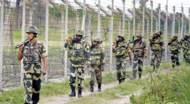 Soldier injured in firing along LoC in Akhnoor