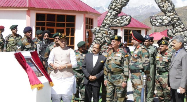 Kashmir Issue Will Be Resolved Soon: Rajnath Singh