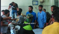 Youth injured in mysterious blast at Pulwama