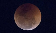 Three-Hour Partial Lunar Eclipse On Night Of July 16-17
