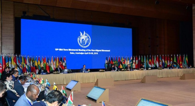 India rejects Pakistan's references to Kashmir at NAM Ministerial meeting in Venezuela