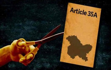 Article 35A to go, forces deployed to control law and order situation: Report