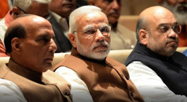 Modi Govt has no immediate plan to scrap Article 35-A or trifurcate JK: Report