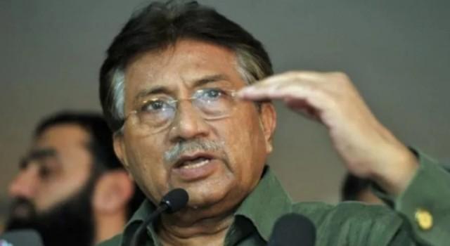 Kashmir Is In Blood Of Pak: Musharraf