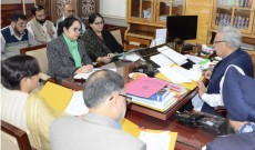 Advisor Khan Reviews Preparedness For Board Exams