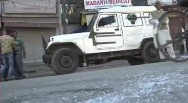 Seven injured in grenade attack near Srinagar's Lal Chowk; area cordoned off, hunt for suspects on, say police