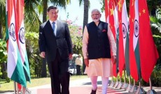 Kashmir Not Discussed During Modi-Xi Talks: India