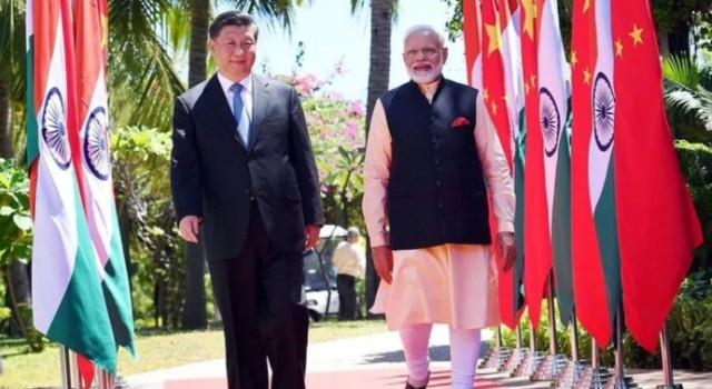 Kashmir Not Discussed During Modi-Xi Talks: India