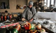 Kashmir Artisan fear of losing business opportunity due to internet gag