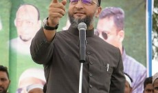 "Owaisi dares Amit Shah to debate on CAA with ""bearded man"""