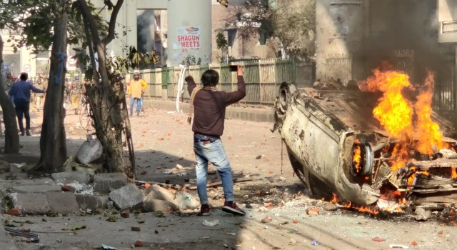 20 dead in Delhi violence; Amit Shah, Ajit Doval chair emergency meetings