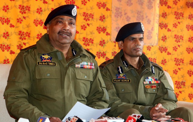 Nagrota encounter: Four slain JeM militants had possibly used tunnel unearthed in Samba to sneak in, Says J&K DGP Dilbagh Singh