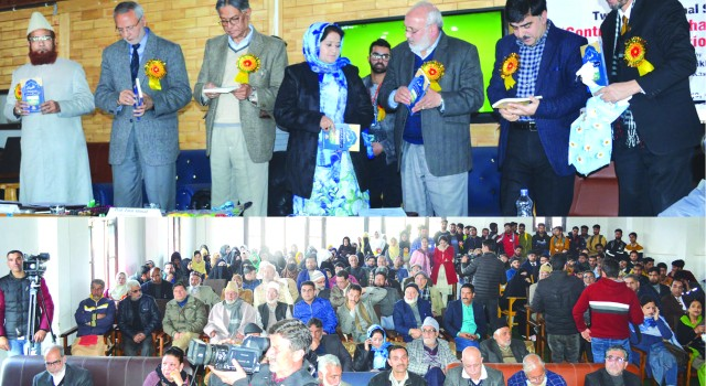 KU holds National Seminar on 'Contribution of Shaikh-ul Aalam to Reshi- Sufi traditions of Kashmir'