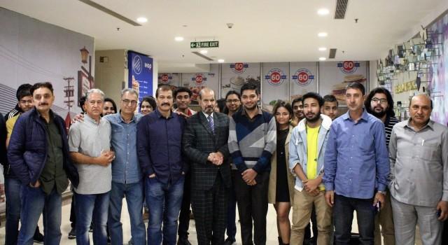 """Kashmir oriented Film """"HALF WIDOW"""", Directed by Danish Renzu receives applaud & acclaim in series of Screenings at Delhi"""