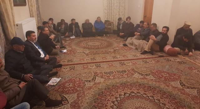 Altaf Bukhari elected as President