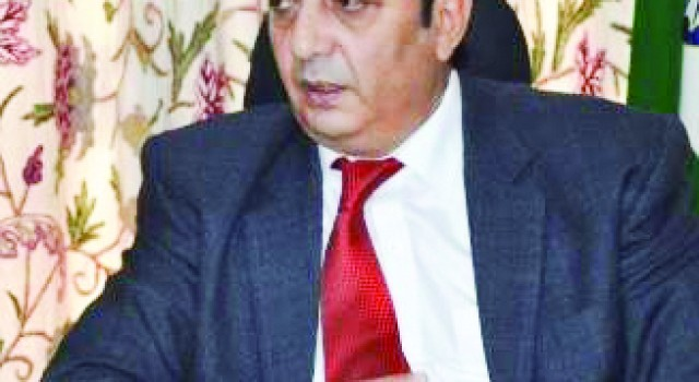 COVID-19 outbreak: People's health is my prime concern: Advisor Baseer Khan