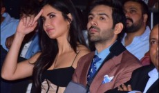 Kartik Aaryan takes lessons from Ranveer Singh, touches Katrina Kaif's feet for arriving late at IIFA press con