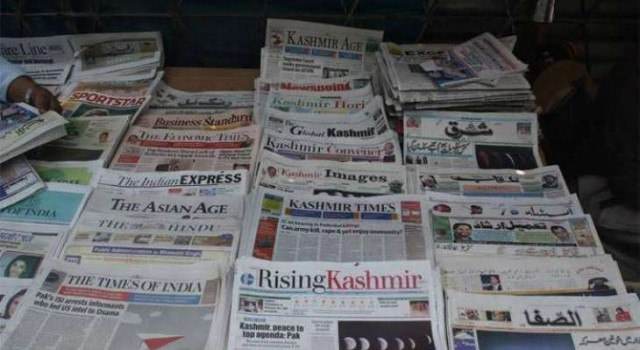 Main Distributors not to distribute newspapers from tomorrow