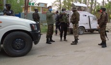 Day 2: 01 militant killed, army trooper injured, operation continues in Charar-i-Shareef
