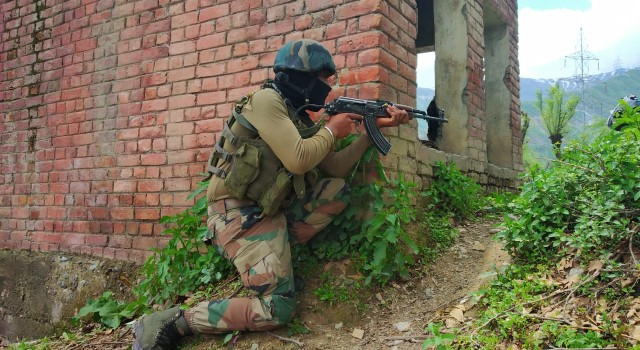 Two militants killed in Shopian encounter, operation on