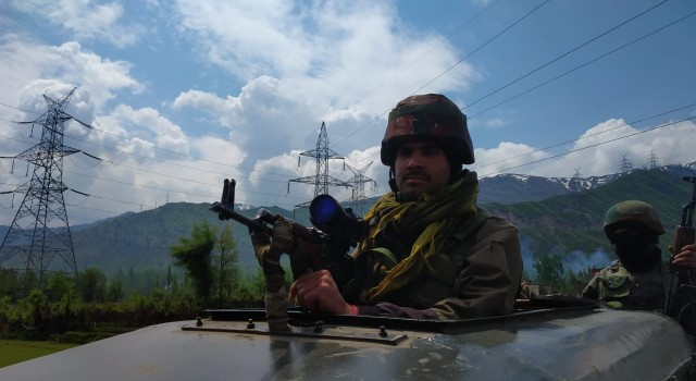 No Fresh Firing, Searches underway to trace out fleeing militants in Kupwara forests : SSP