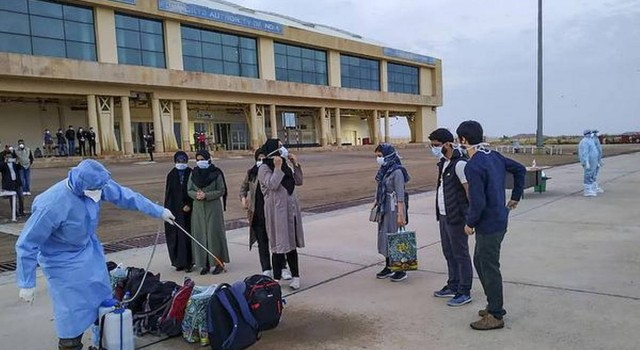 First batch of 52 Kashmiri students to reach Sgr from Rajasthan today: J&K Admin