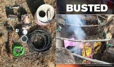 LeT militant module busted in Budgam, 05 Militant associates arrested, Hideout destroyed