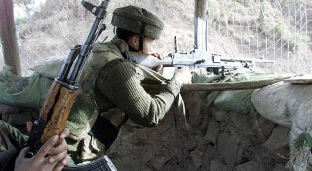 Army man killed as Indo-Pak armies trade gunfire along LoC in Rajouri