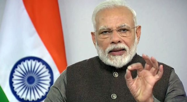 Armed forces given freedom to take any necessary step: PM Modi