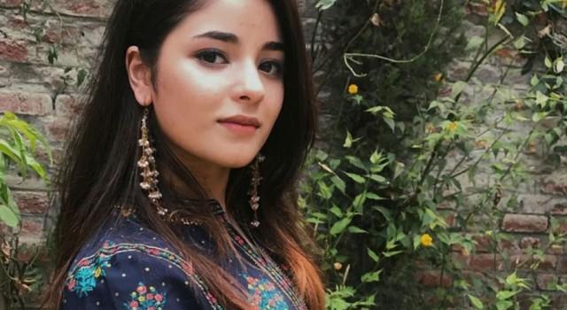 Don't praise me, but pray that Allah overlooks my shortcomings: Zaira Wasim