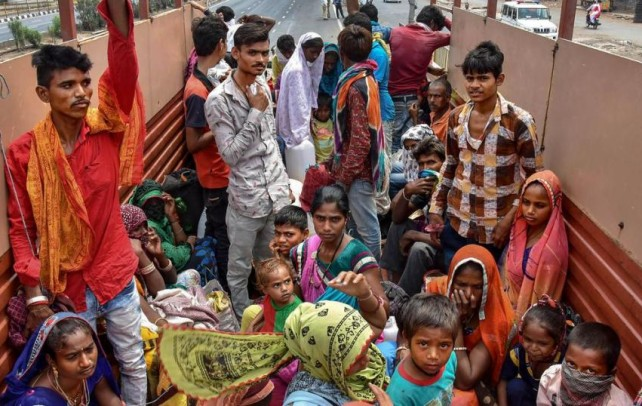 India lockdown: 74% of vulnerable population eating lesser, 67% have lost jobs