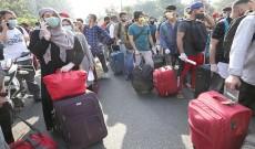 14 students among 50 stranded Kashmiris arrive in Jammu from Assam